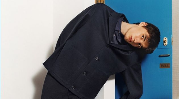 House: Kaito Defoort Dons Sleek Looks from COS