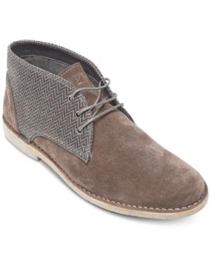 Kenneth Cole Reaction Men's Passage Suede Chukka Boots Men's Shoes