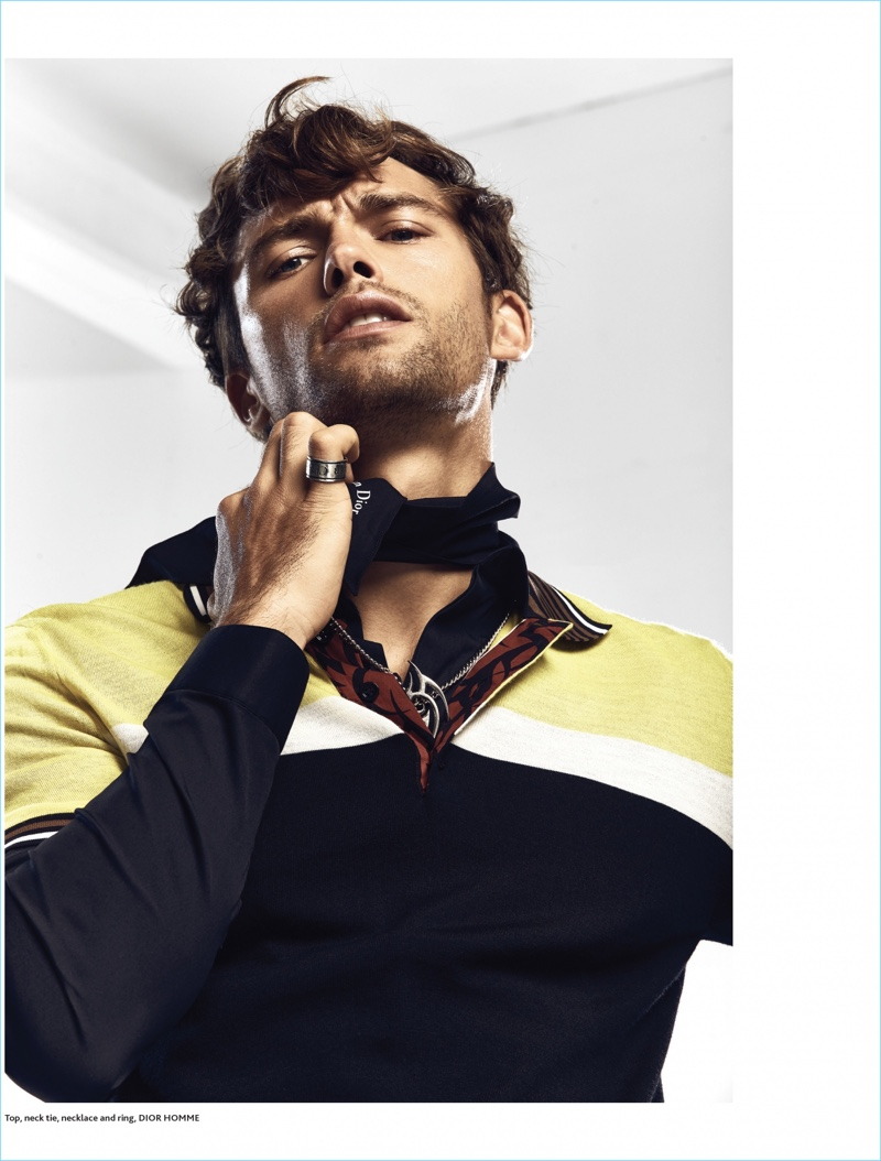 Luxe Leisure: Lucas Garcez for Mojeh