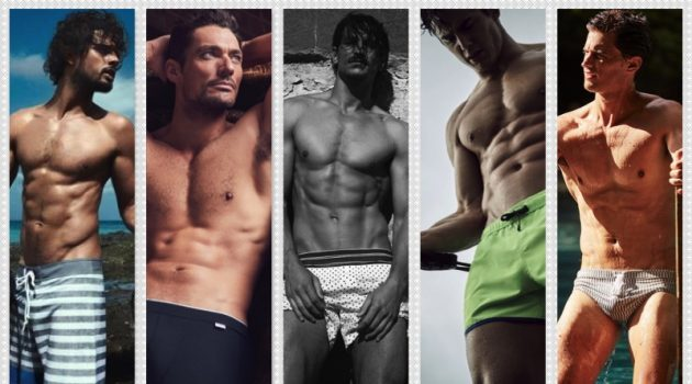 Male Models Showcase Body Goals