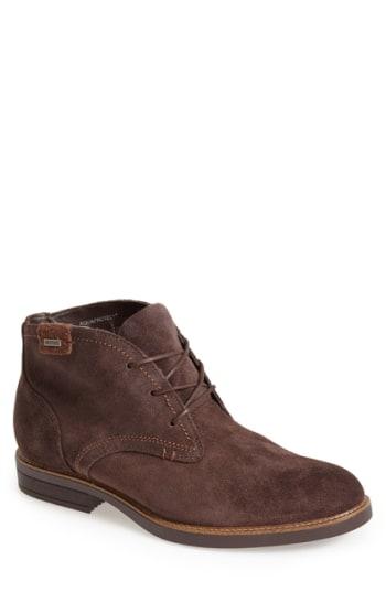 Men's Blondo 'Gustave' Waterproof Chukka Boot, Size 8 M - Brown