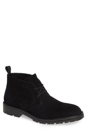 Men's Calvin Klein Ultan Chukka Boot, Size 7 M - Black