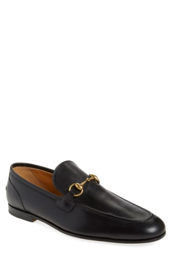 Men's Gucci Jordaan Bit Loafer