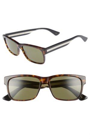 Men's Gucci Sylvie 58Mm Sunglasses -