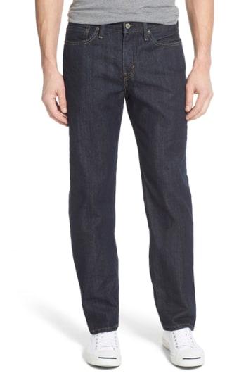 Men's Levi's 514(TM) Straight Leg Jeans, Size 38 x 34 - Blue