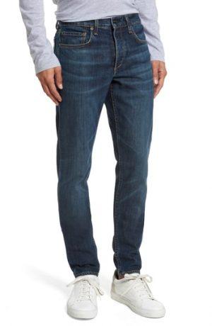 Men's Rag & Bone Fit 1 Skinny Fit Jeans, Size 29 - Blue
