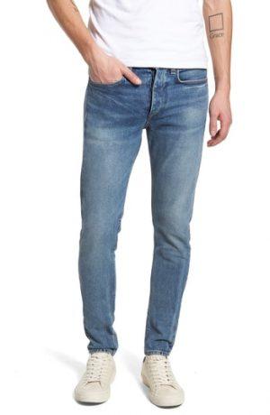 Men's Rag & Bone Fit 1 Skinny Fit Jeans, Size 30 - Blue