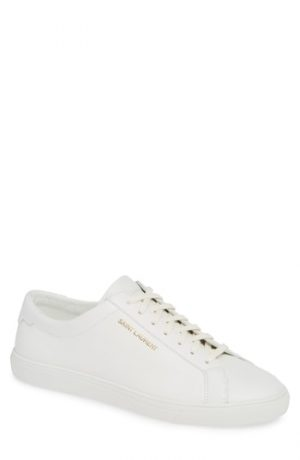 Men's Saint Laurent Andy Low Top Sneaker