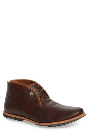 Men's Timberland Wodehouse Lost History Chukka Boot, Size 14 M - Brown