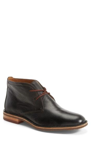 Men's Trask 'Brady' Chukka Boot, Size 13 M - Black