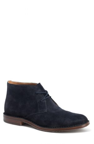 Men's Trask 'Brady' Chukka Boot, Size 8 M - Blue