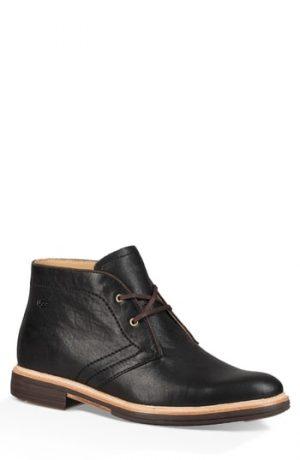 Men's Ugg Australia Dagmann Chukka Boot, Size 7 M - Black