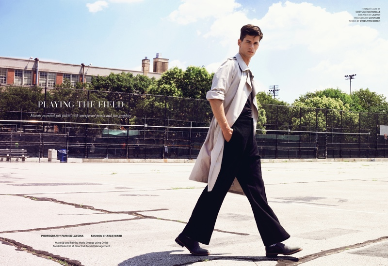 Fashionisto Exclusive: Nate Hill photographed by Patrick Lacsina