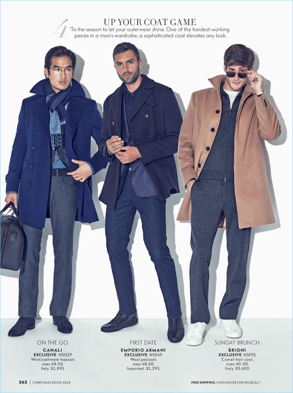 Sacha M'Baye, Josh Upshaw + More Ring in Holidays with Neiman Marcus