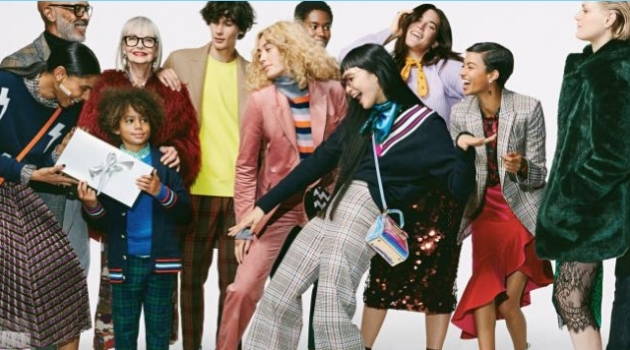 Nordstrom unveils its holiday 2018 campaign.