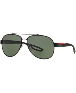 Prada Linea Rossa Sunglasses, Ps 55QS