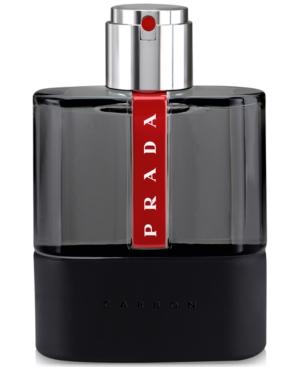 Prada Men's Luna Rossa Carbon Eau de Toilette Spray, 3.4 oz