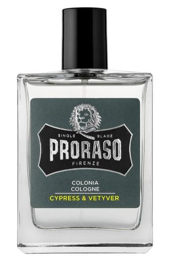Proraso Men's Grooming Cypress & Vetyver Cologne