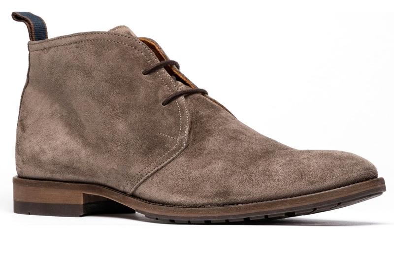 Rodd and Gunn Pebbly Hill Chukka Boot