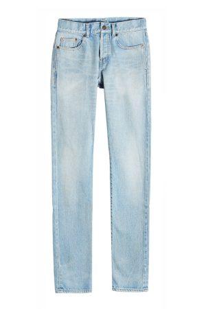 Saint Laurent Bleached Jeans