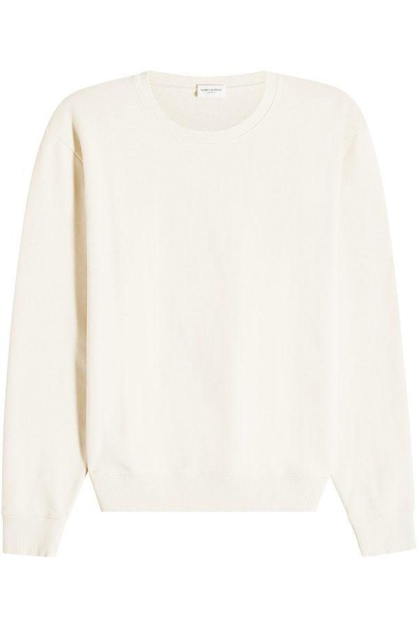 Saint Laurent Cotton Sweatshirt