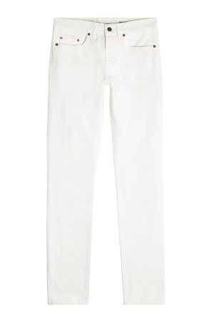 Saint Laurent Slim Leg Jeans