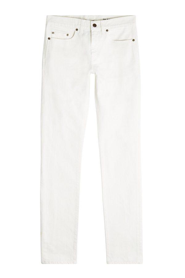 Saint Laurent Slim Leg Jeans