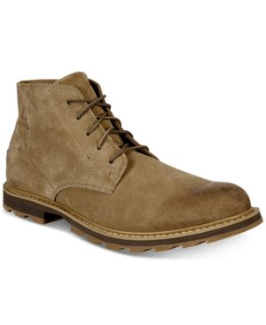 Sorel Men's Madson Waterproof Chukka Boots Men's Shoes