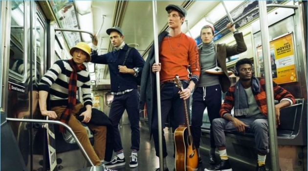 Subway Series: Francisco Lachowski, Yahrock Bates + More for Todd Snyder