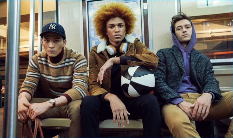 Subway Series: Francisco Lachowski, Yahrock Bates + More for Todd Snyder