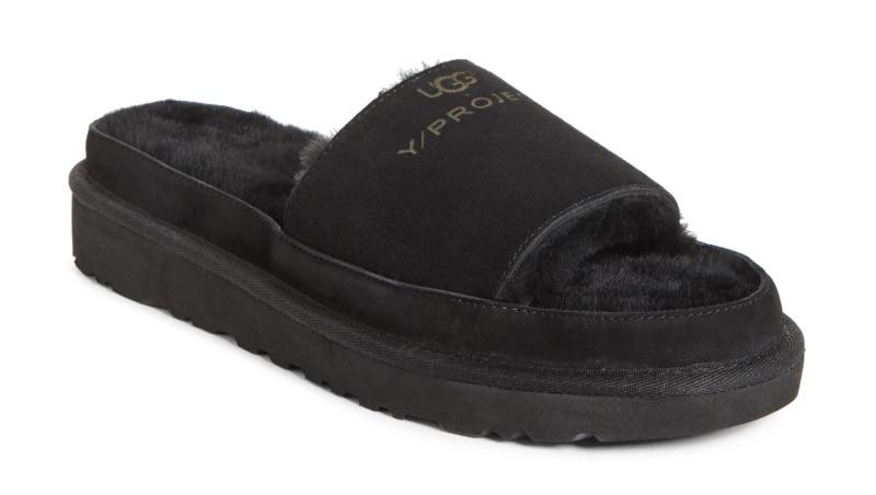 UGG Y/Project Genuine Shearling Slide Sandal