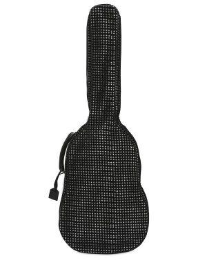 Velvet Mesh & Glitter Guitar Case