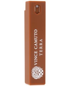 Vince Camuto Terra Men's Eau de Toilette Travel Spray, 0.5 oz