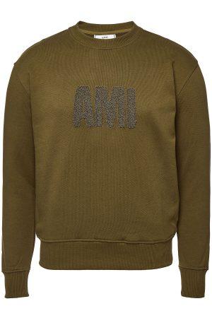 ami Cotton Sweatshirt