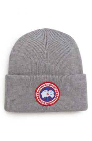 Canada Goose Arctic Disc Toque Beanie - Grey