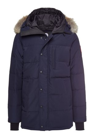 Canada Goose Carson Down Parka with Fur