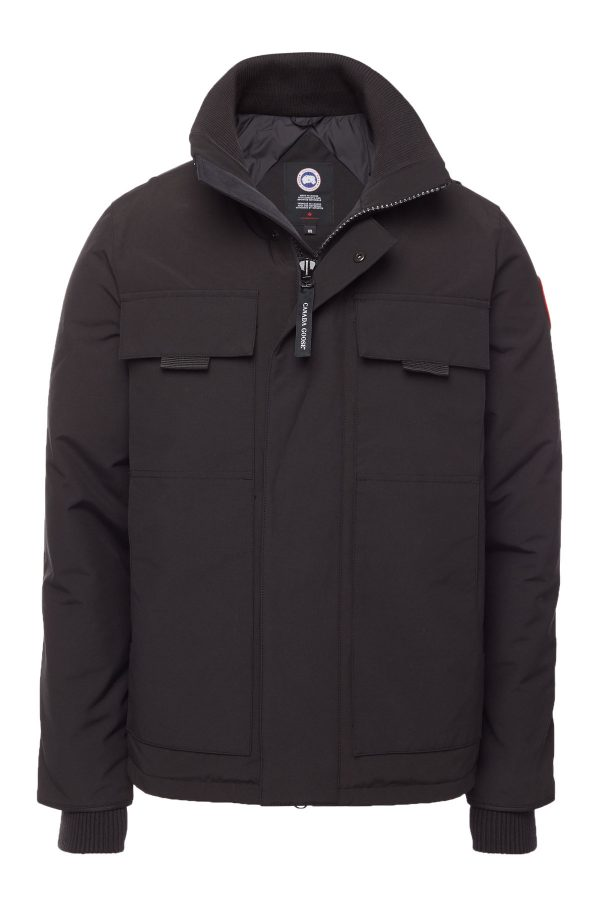 Canada Goose Forester Down Jacket with Cotton