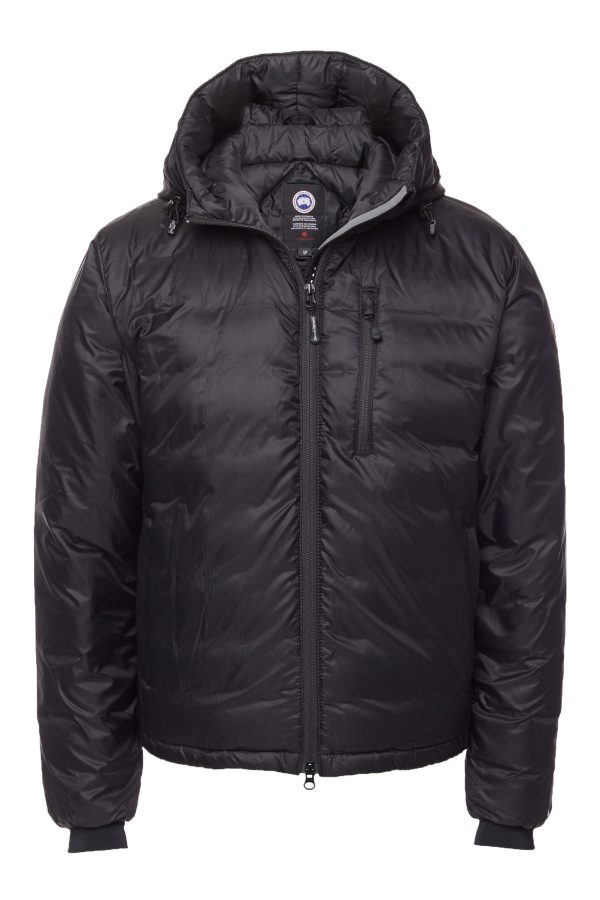 Canada Goose Lodge Down Jacket with Hood