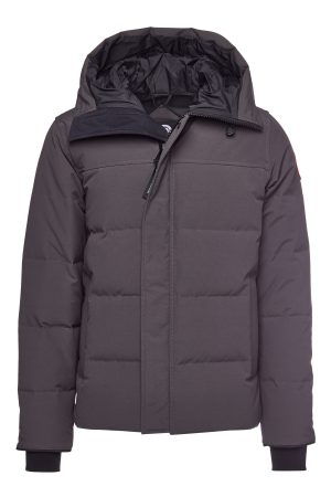 Canada Goose Macmillan Down Parka with Hood