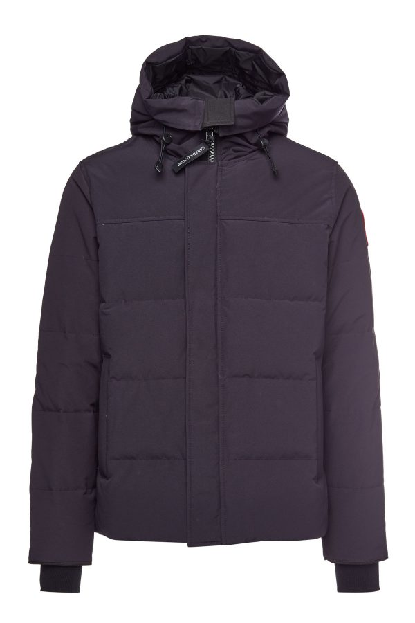 Canada Goose Macmillian Down Parka with Cotton