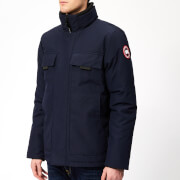 Canada Goose Men's Forester Jacket - Admiral Blue - S - Blue