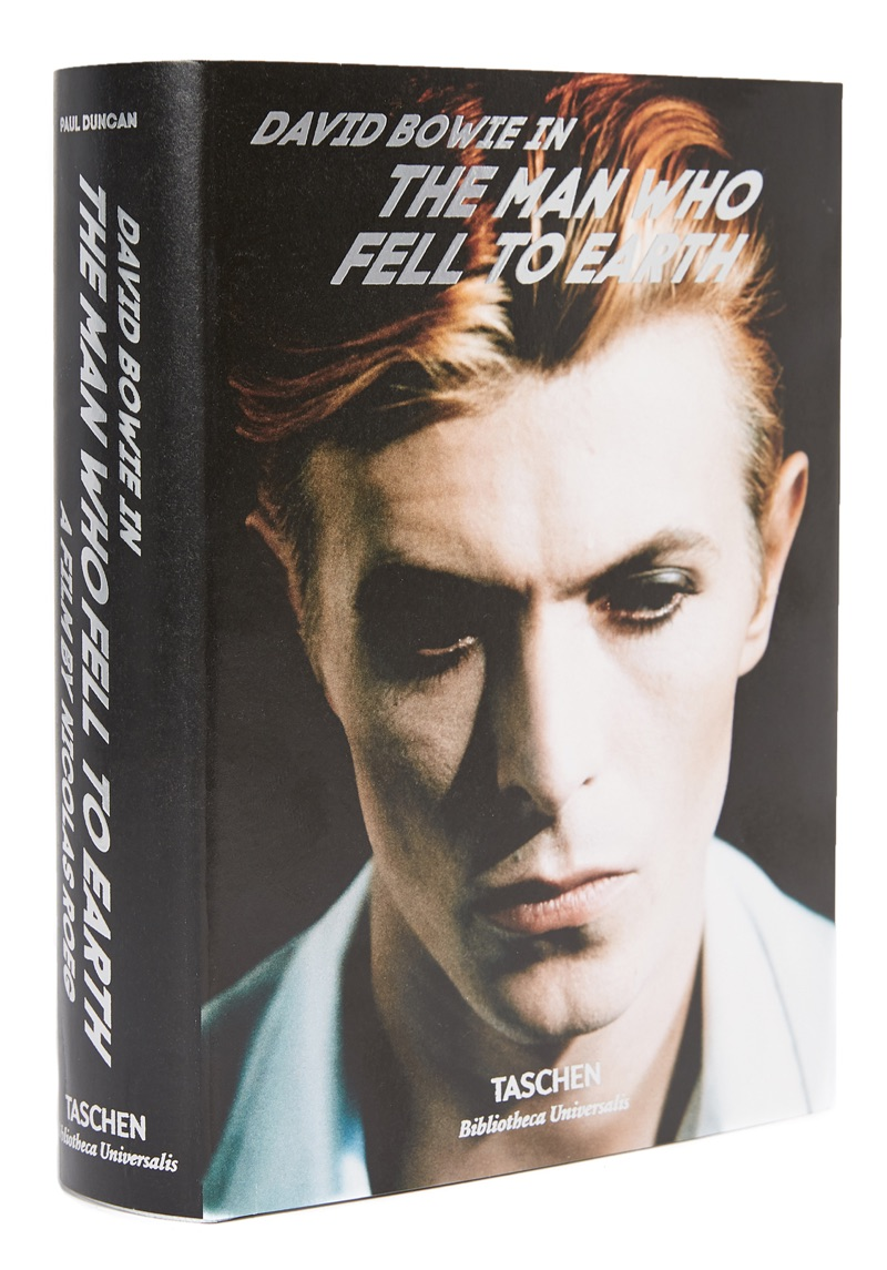 David Bowie The Man Who Fell to Earth Book