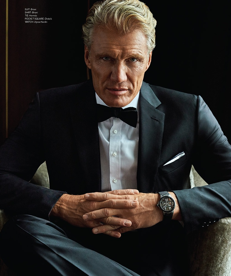 Dolph Lundgren Is Back In Action Taking On Rocky In Creed II  |Dolph Lundgren
