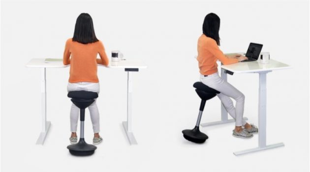 ErgoStool from Autonomous: It's an Office Chair Without Wheels