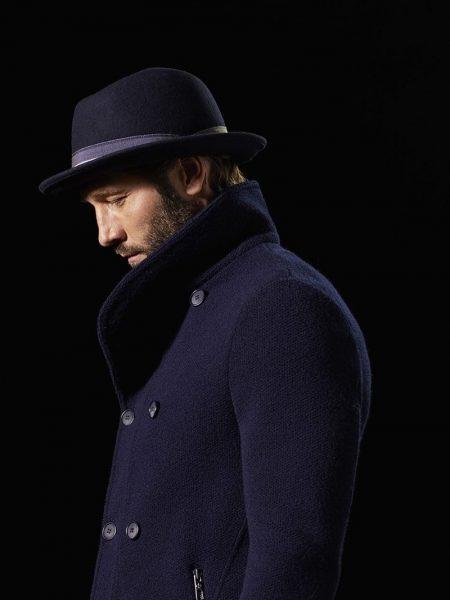 John Halls, Federico Novello & Andrea Zelletta Embrace Elegance in Giorgio Armani