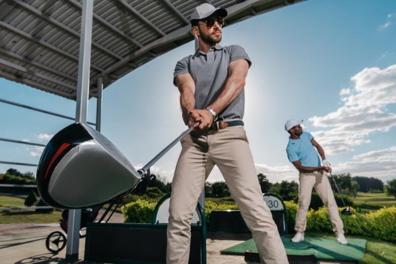 Stylish Golfers