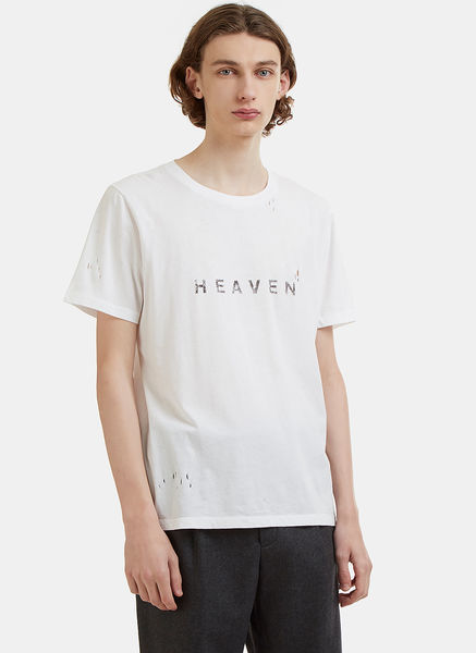 Heaven Crew Neck Short Sleeved T-Shirt