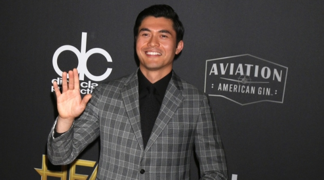 November 2018: Henry Golding at the Hollywood Film Awards 2018 at the Beverly Hilton Hotel on November 4, 2018 in Beverly Hills, CA.