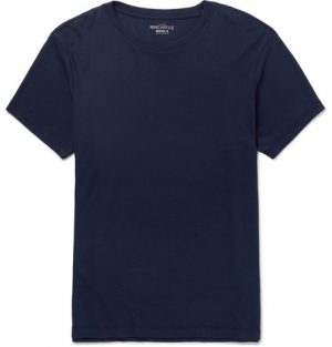 J.Crew - Mercantile Slim-Fit Cotton-Jersey T-Shirt - Navy
