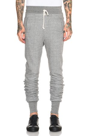 JOHN ELLIOTT Kito Cotton Sweatpants in Gray. - size S (also in )